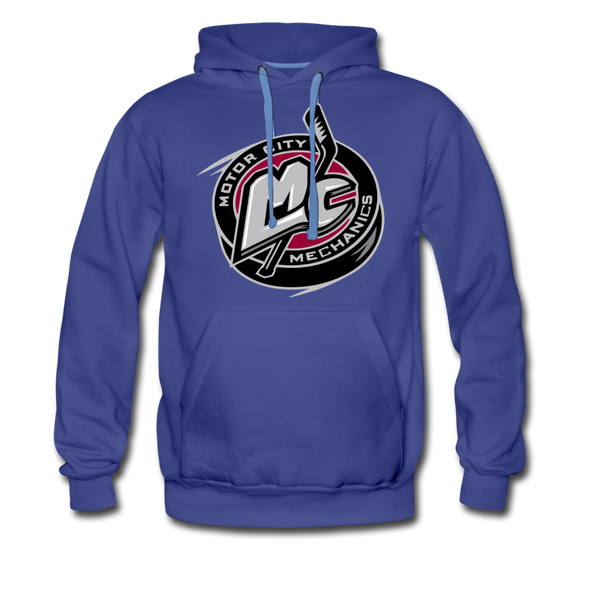 Motor City Mechanics Premium Hoodie - royalblue