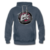 Motor City Mechanics Premium Hoodie - heather denim