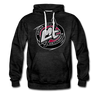 Motor City Mechanics Premium Hoodie - charcoal gray