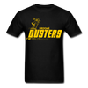 Broome Dusters T-Shirt - black