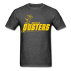 Broome Dusters T-Shirt - heather black