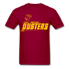 Broome Dusters T-Shirt - dark red