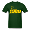 Broome Dusters T-Shirt - forest green