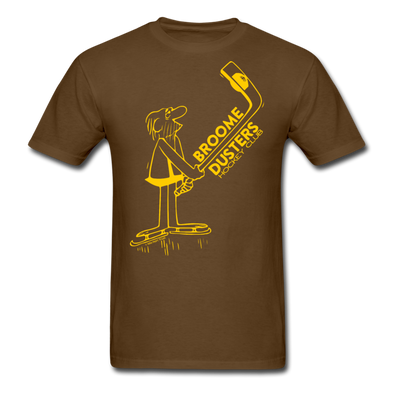 Broome Dusters T-Shirt - brown
