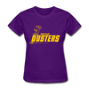 Broome Dusters Women's T-Shirt - purple