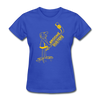 Broome Dusters Women's T-Shirt - royal blue