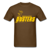 Binghamton Dusters T-Shirt - brown