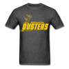 Binghamton Dusters T-Shirt - heather black