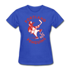 Portland Penguins Women's T-Shirt - royal blue