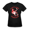 Portland Penguins Women's T-Shirt - black