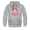 Portland Penguins Premium Hoodie - heather gray