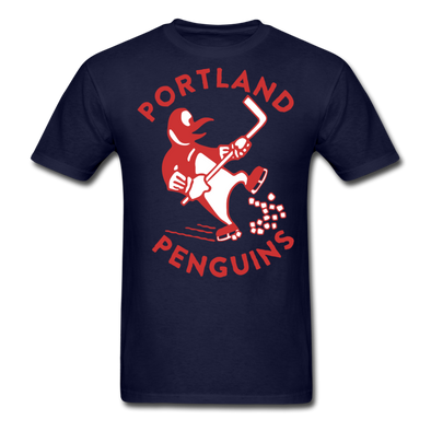 Portland Penguins T-Shirt - navy