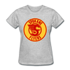 Spokane Flyers Women's T-Shirt - heather gray