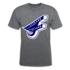 Spokane Flyers T-Shirt - mineral charcoal gray