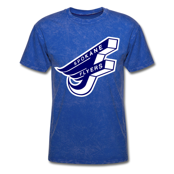 Spokane Flyers T-Shirt - mineral royal