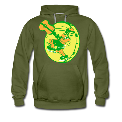 Nashville South Stars Premium Hoodie - olive green