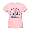 Cape Cod Freedoms Women's T-Shirt - pink