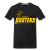 Broome Dusters T-Shirt (Premium) - black