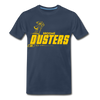 Broome Dusters T-Shirt (Premium) - navy