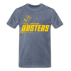 Broome Dusters T-Shirt (Premium) - heather blue