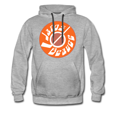 Beauce Jaros Logo Hoodie (Premium) - heather gray