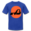 Baltimore Blades Logo Premium T-Shirt - royal blue