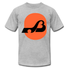Baltimore Blades Logo Premium T-Shirt - heather gray