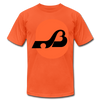 Baltimore Blades Logo Premium T-Shirt - orange