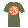 Beauce Jaros Logo T-Shirt (Premium) - heather military green