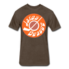Beauce Jaros Logo T-Shirt (Premium) - heather espresso