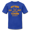 Offside Tavern T-Shirt (Premium) - royal blue