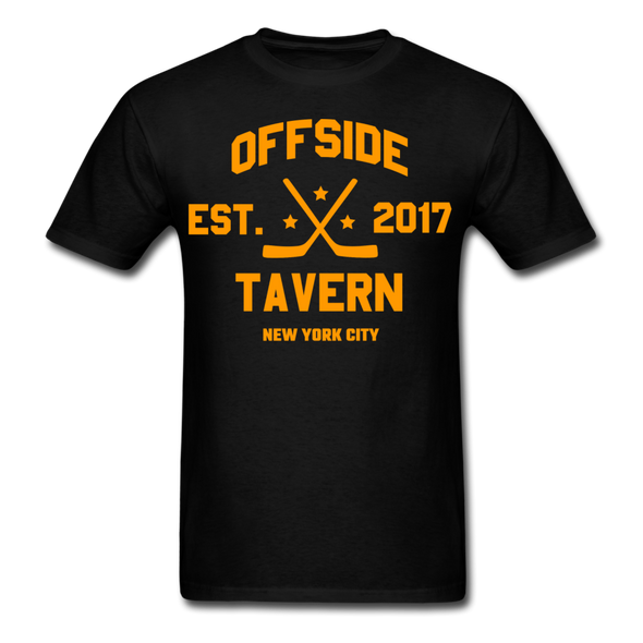 Offside Tavern T-Shirt - black
