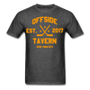 Offside Tavern T-Shirt - heather black