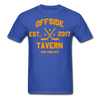 Offside Tavern T-Shirt - royal blue