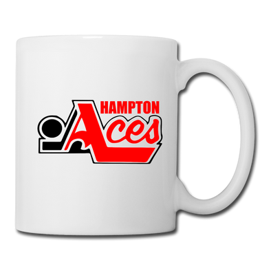 Hampton Aces Mug - white