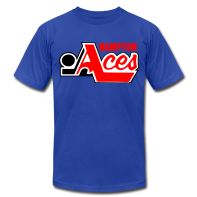 Hampton Aces T-Shirt (Premium) - royal blue