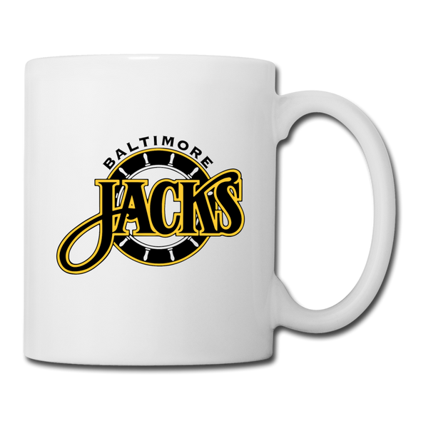 Baltimore Skipjacks Mug - white