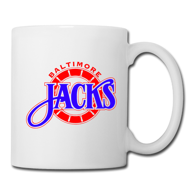 Baltimore Skipjacks Alt Mug - white