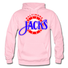 Baltimore Skipjacks Alt Hoodie - light pink