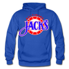 Baltimore Skipjacks Alt Hoodie - royal blue