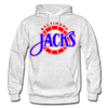Baltimore Skipjacks Alt Hoodie - light heather gray