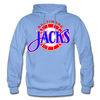 Baltimore Skipjacks Alt Hoodie - carolina blue
