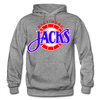 Baltimore Skipjacks Alt Hoodie - graphite heather