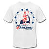 Cape Cod Freedoms T-Shirt (Premium) - white
