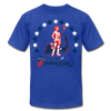 Cape Cod Freedoms T-Shirt (Premium) - royal blue