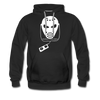 History of Hockey Hoodie (Premium) - black