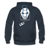 History of Hockey Hoodie (Premium) - navy