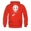 History of Hockey Hoodie (Premium) - red