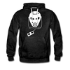 History of Hockey Hoodie (Premium) - charcoal gray
