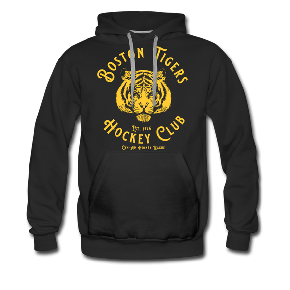 Boston Tigers Hoodie (Premium) - black